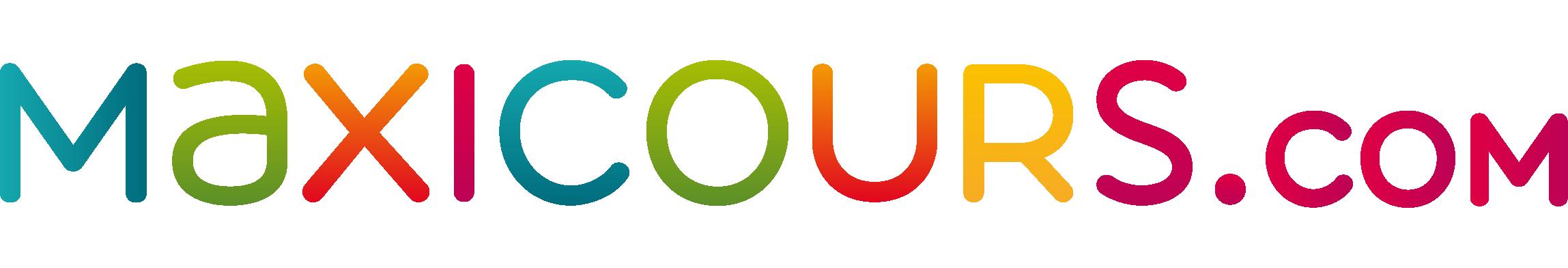 Maxicours Logo 2