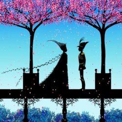 Princes et princesses-Illustration©Michel Ocelot